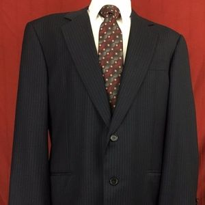 Hickey Freeman Loro Piana Italian Sport Coat 42L
